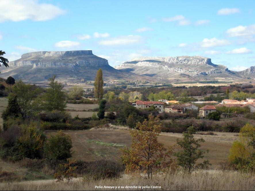 Valle de Valdehumada